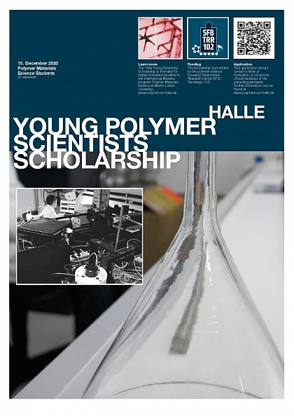 Young Polymer Scientist Scholarship Halle 2020/21
